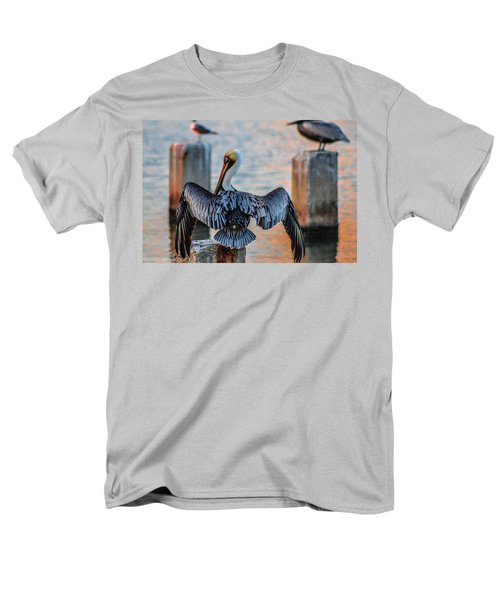 Airing Out Men's T-Shirt  (Regular Fit) by Shannon Harrington