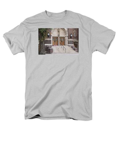 Men's T-Shirt  (Regular Fit) featuring the photograph America The Beautiful by Janice Rae Pariza