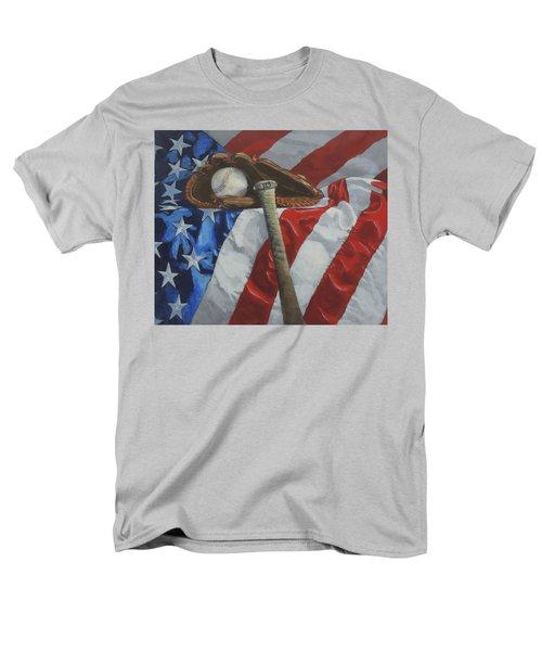 America's Game Men's T-Shirt  (Regular Fit)