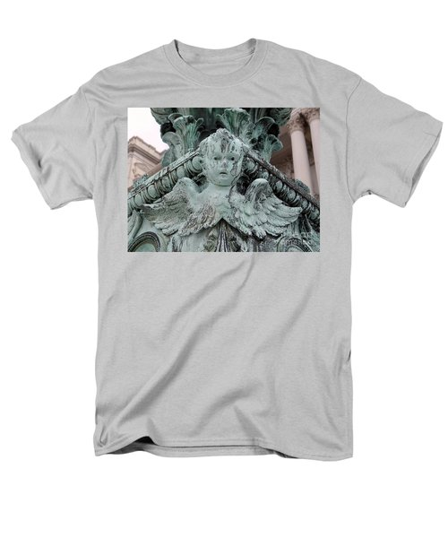 Men's T-Shirt  (Regular Fit) featuring the photograph Angel Wings by Ed Weidman