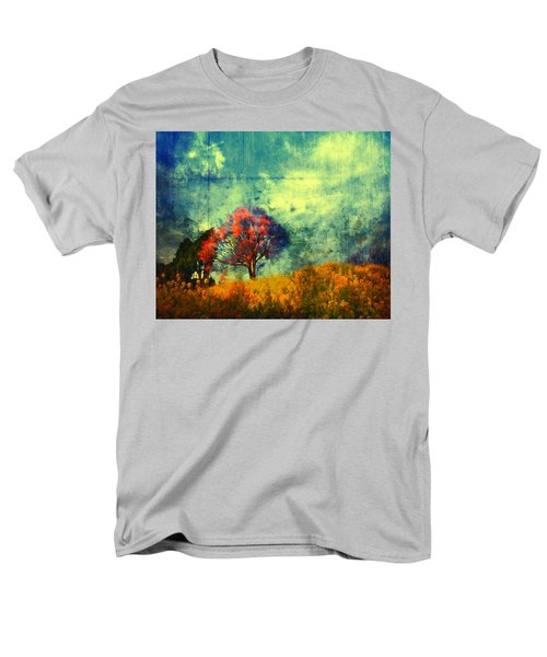 Men's T-Shirt  (Regular Fit) featuring the painting Another Chance by Joe Misrasi