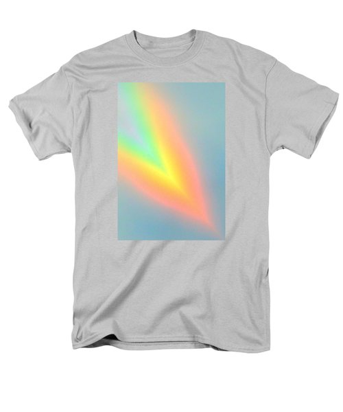 Men's T-Shirt  (Regular Fit) featuring the photograph Arc Angle Two by Lanita Williams