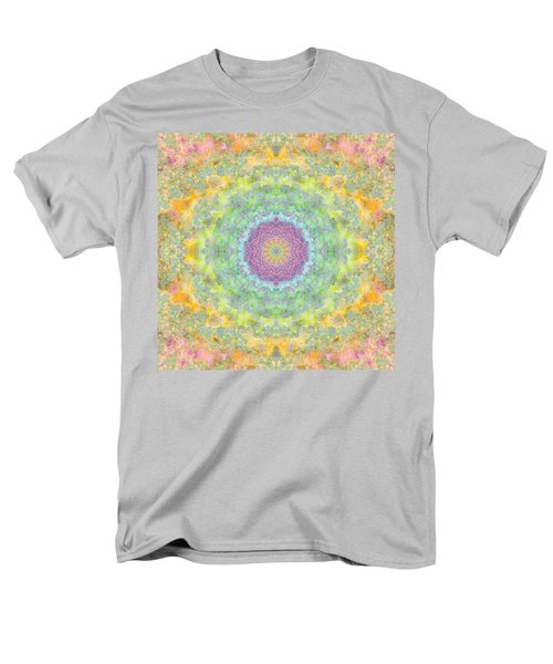Astral Field Men's T-Shirt  (Regular Fit) by Mark Greenberg