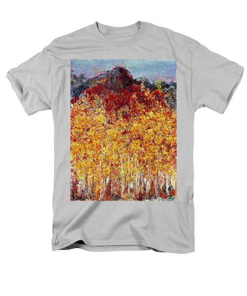 Autumn In The Pioneer Valley Men's T-Shirt  (Regular Fit) by Regina Valluzzi