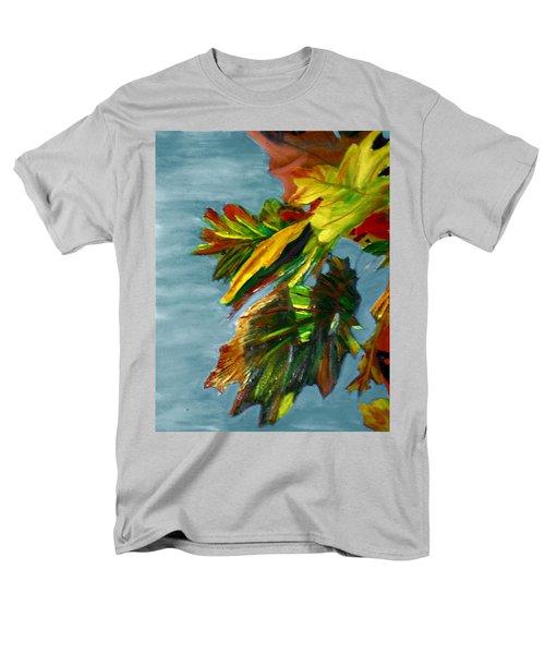 Autumn Leaves Men's T-Shirt  (Regular Fit) by Michael Daniels