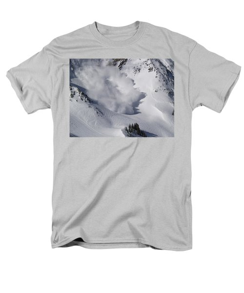 Avalanche Iv Men's T-Shirt  (Regular Fit) by Bill Gallagher