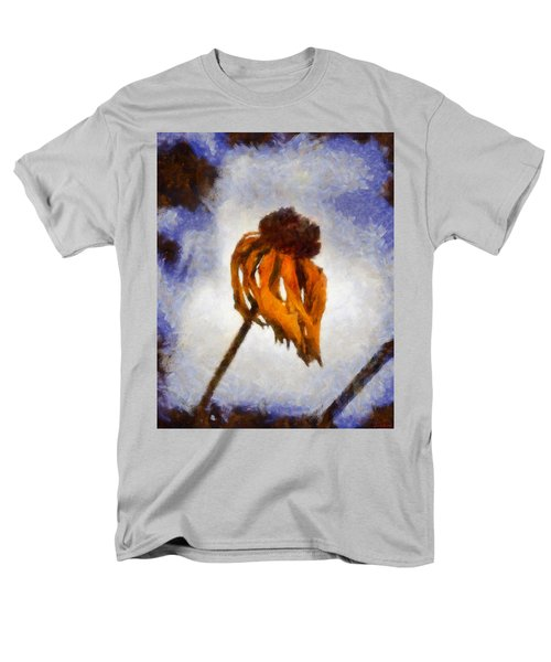 Men's T-Shirt  (Regular Fit) featuring the painting Awaken A New Life by Joe Misrasi
