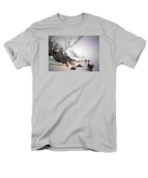 Awakenings Men's T-Shirt  (Regular Fit) by Lazaro Hurtado