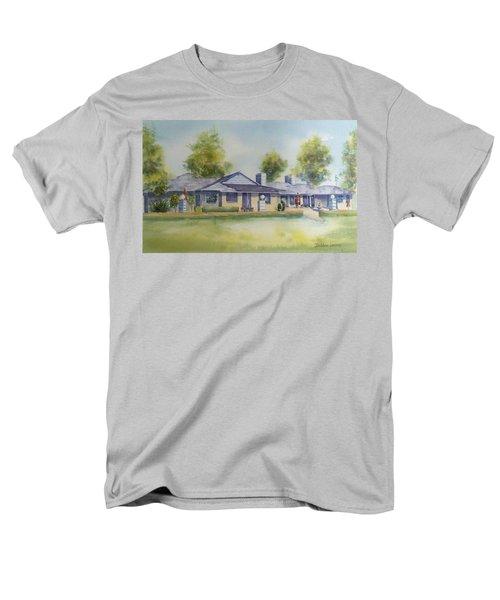 Back Of House Men's T-Shirt  (Regular Fit) by Debbie Lewis