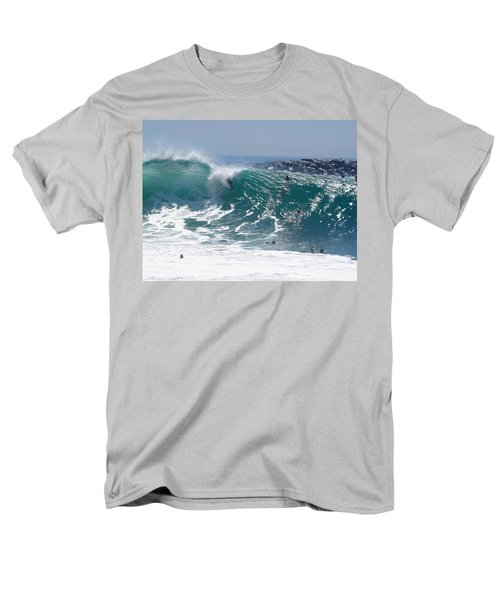 Banzai Men's T-Shirt  (Regular Fit) by Joe Schofield