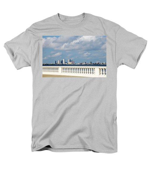 Bayshore Men's T-Shirt  (Regular Fit) by Aimee L Maher Photography and Art Visit ALMGallerydotcom