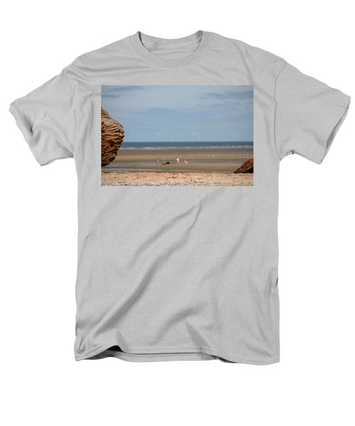 Beach Men's T-Shirt  (Regular Fit) by Spikey Mouse Photography