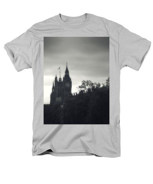 Men's T-Shirt  (Regular Fit) featuring the photograph Big Ben by Rachel Mirror