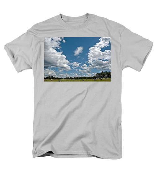 Big Sky Men's T-Shirt  (Regular Fit) by Cheryl Baxter