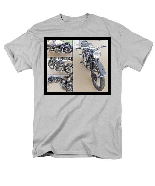 Bmw Art Deco Bikes Men's T-Shirt  (Regular Fit) by Maj Seda