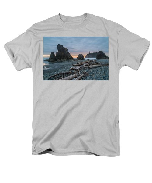 Bone Yard Men's T-Shirt  (Regular Fit) by Kristopher Schoenleber