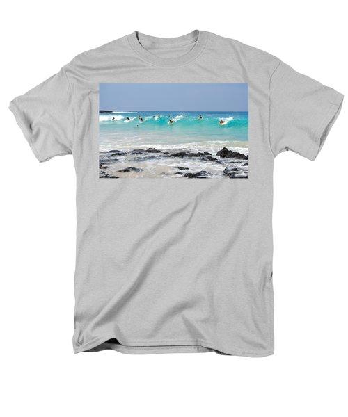 Boogie Up Men's T-Shirt  (Regular Fit) by Denise Bird