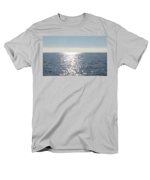 Calm Waters Men's T-Shirt  (Regular Fit) by Fortunate Findings Shirley Dickerson