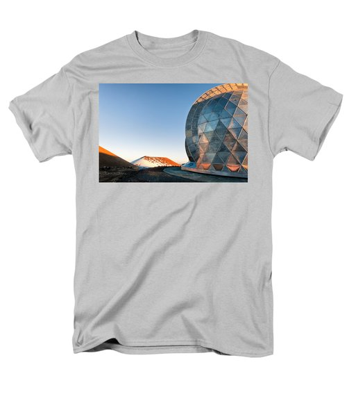 Men's T-Shirt  (Regular Fit) featuring the photograph Caltech Submillimeter Observatory by Jim Thompson