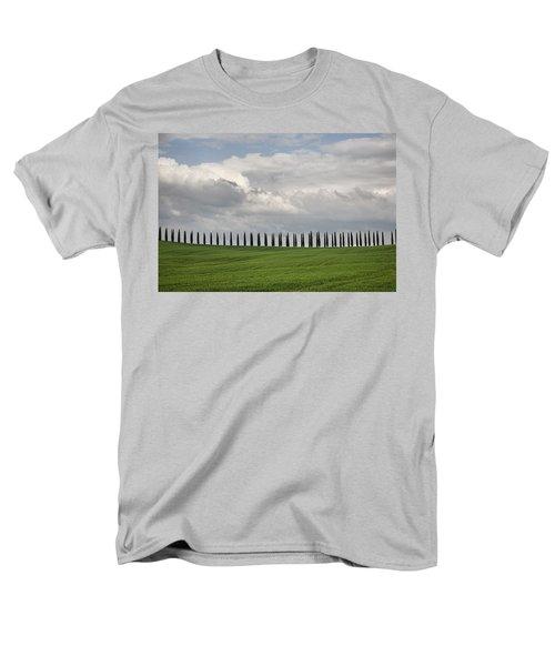 Men's T-Shirt  (Regular Fit) featuring the photograph Cedar Sienna by Hugh Smith