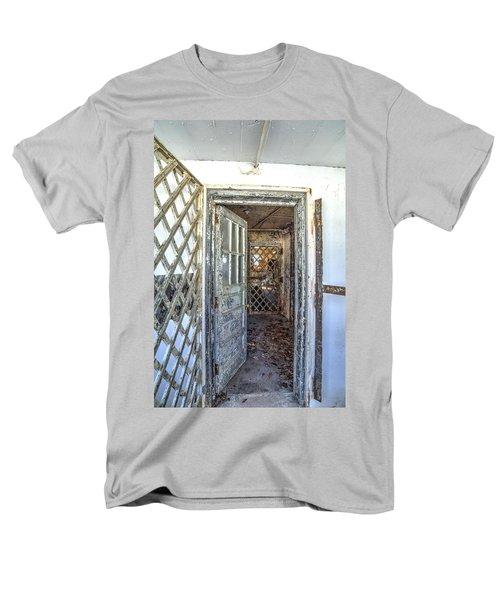 Chain Gang-1 Men's T-Shirt  (Regular Fit) by Charles Hite