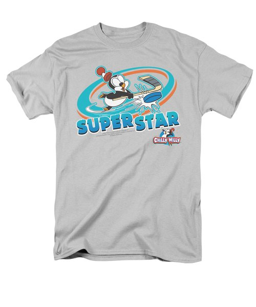 Chilly Willy - Slap Shot Men's T-Shirt  (Regular Fit) by Brand A