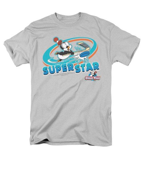 Chilly Willy - Slap Shot Men's T-Shirt  (Regular Fit)
