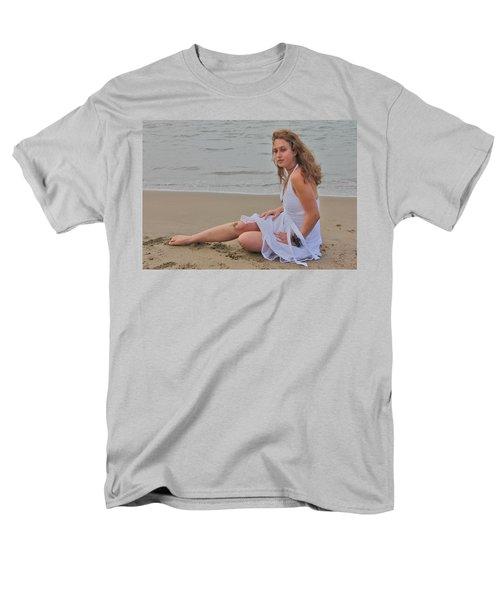 Clarity Men's T-Shirt  (Regular Fit) by Nick David