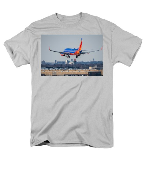 Cleared For Landing Men's T-Shirt  (Regular Fit) by Tom Gort