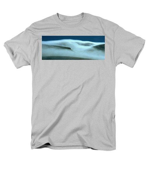 Cloud Mountain Men's T-Shirt  (Regular Fit) by Ed  Riche