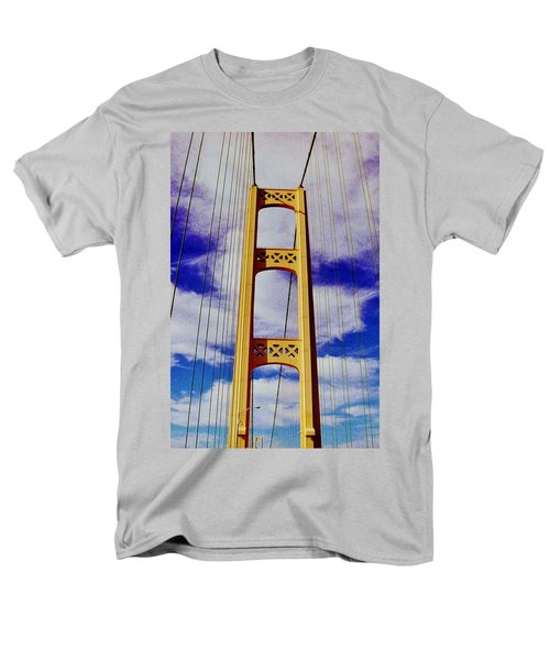 Men's T-Shirt  (Regular Fit) featuring the photograph Clouds by Daniel Thompson
