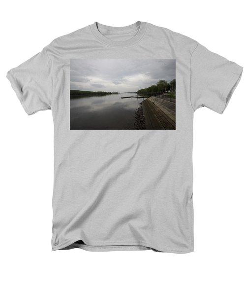 Cloudy Day Men's T-Shirt  (Regular Fit) by Mustafa Abdullah