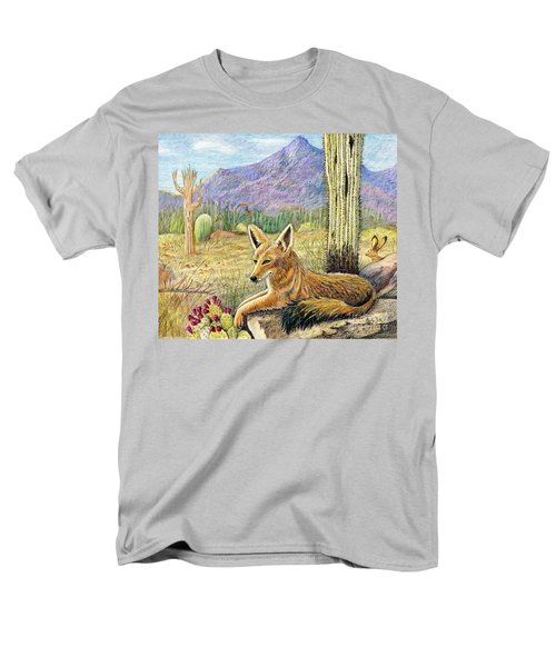 Come One Step Closer Men's T-Shirt  (Regular Fit) by Marilyn Smith