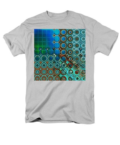 Cornered Men's T-Shirt  (Regular Fit) by Wendy J St Christopher