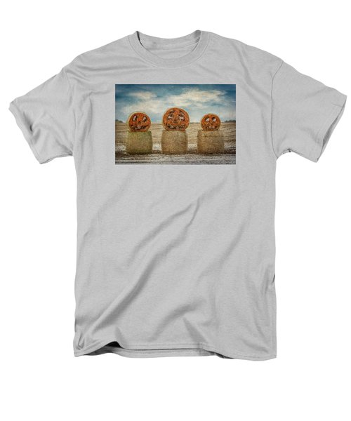 Men's T-Shirt  (Regular Fit) featuring the photograph Country Halloween by Patti Deters
