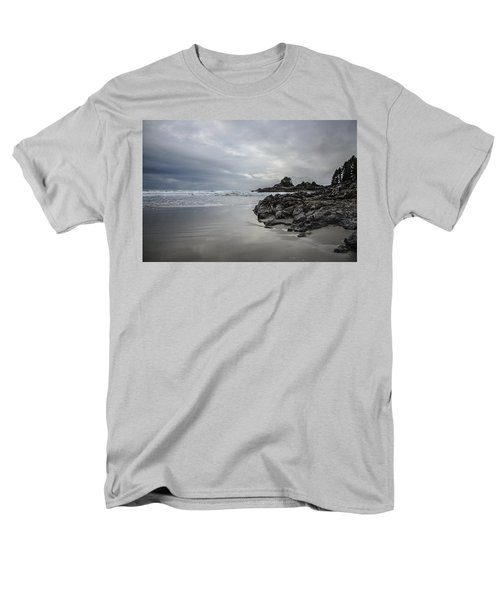 Cox Bay Afternoon  Men's T-Shirt  (Regular Fit) by Roxy Hurtubise