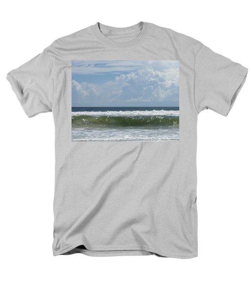 Cresting Wave Men's T-Shirt  (Regular Fit) by Ellen Meakin
