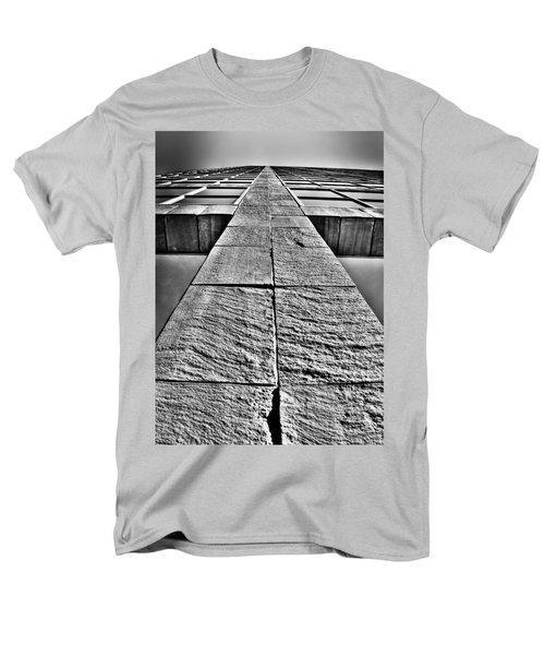 Cross Men's T-Shirt  (Regular Fit) by Mark Alder