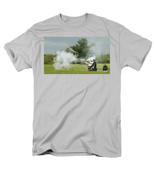 Men's T-Shirt  (Regular Fit) featuring the photograph Culloden Jacobites by Carol Lynn Coronios