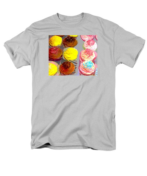 Cupcake Suite Men's T-Shirt  (Regular Fit) by Beth Saffer
