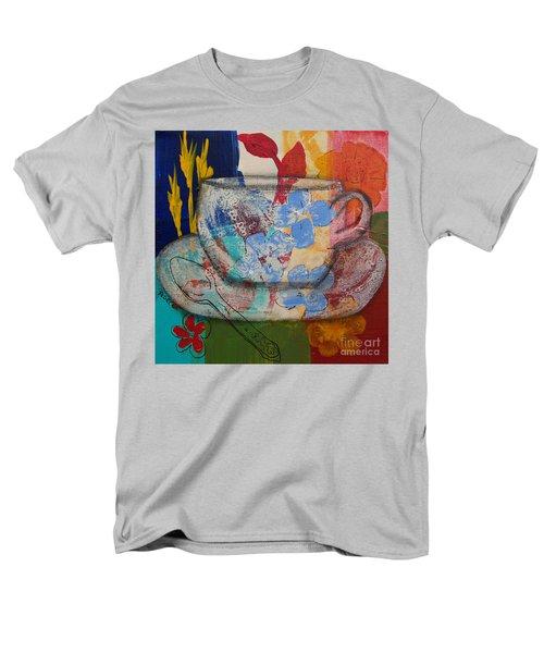 Cuppa Luv Men's T-Shirt  (Regular Fit) by Robin Maria Pedrero