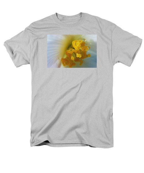 Men's T-Shirt  (Regular Fit) featuring the photograph Curly by Wendy Wilton