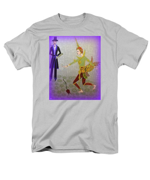 Dance Of A Nymph Men's T-Shirt  (Regular Fit) by Marie Schwarzer