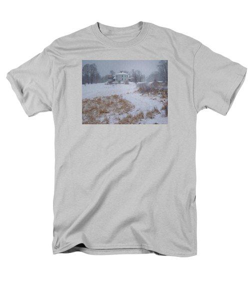 Men's T-Shirt  (Regular Fit) featuring the photograph December by Joy Nichols