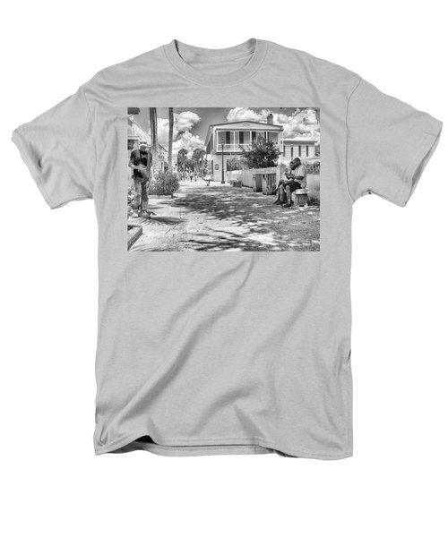 Men's T-Shirt  (Regular Fit) featuring the photograph Distraction by Howard Salmon