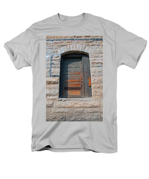 Door Series 2 Men's T-Shirt  (Regular Fit) by Minnie Lippiatt