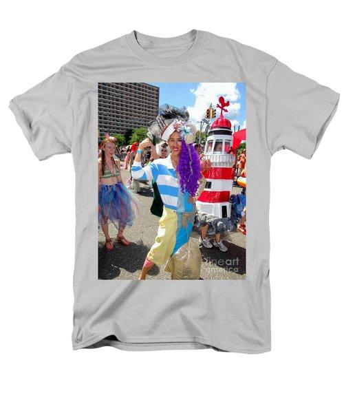 Men's T-Shirt  (Regular Fit) featuring the photograph Duality by Ed Weidman