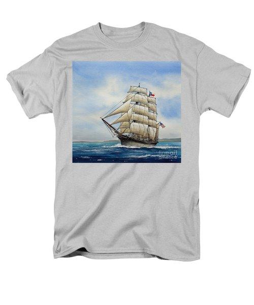 Elissa Men's T-Shirt  (Regular Fit) by James Williamson