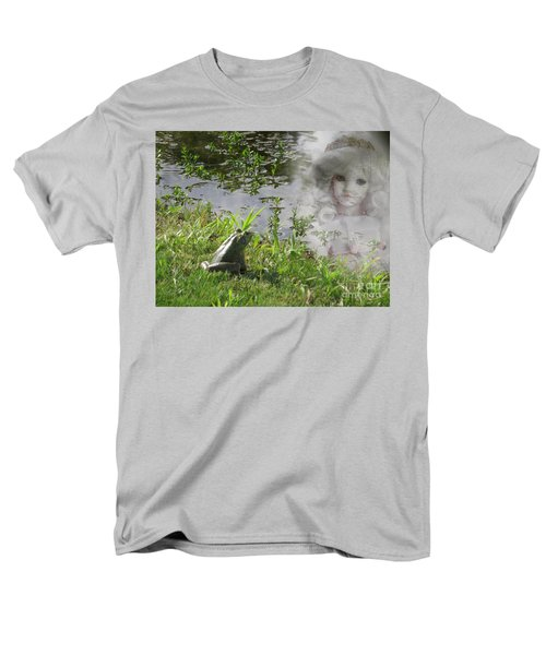 Men's T-Shirt  (Regular Fit) featuring the photograph Enchanted Prince Fairy Tale by Ella Kaye Dickey