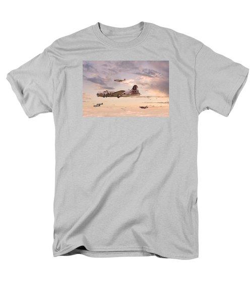 Escort Service Men's T-Shirt  (Regular Fit) by Pat Speirs